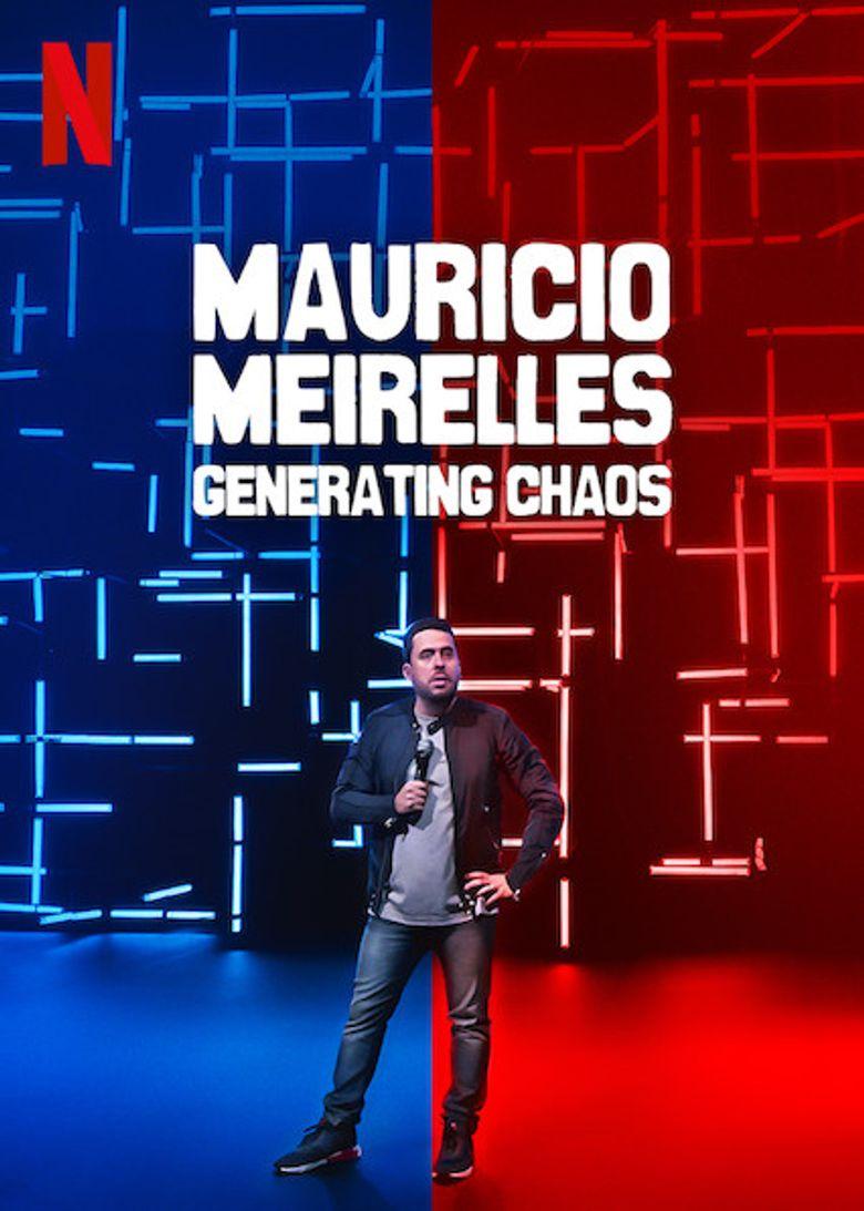 Mauricio Meirelles: Generating Chaos Poster