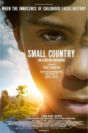 Small Country: An African Childhood Poster