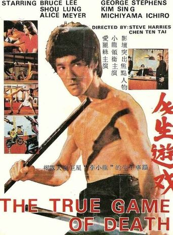 The True Game of Death Poster