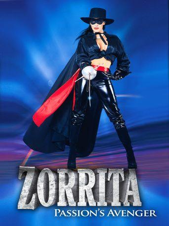 Zorrita: Passion's Avenger Poster