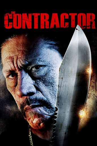 The Contractor Poster