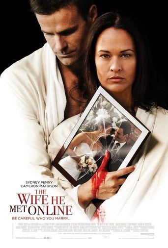 The Wife He Met Online Poster