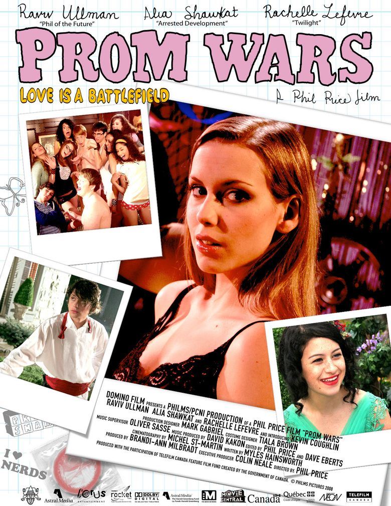 Watch Prom Wars: Love Is a Battlefield