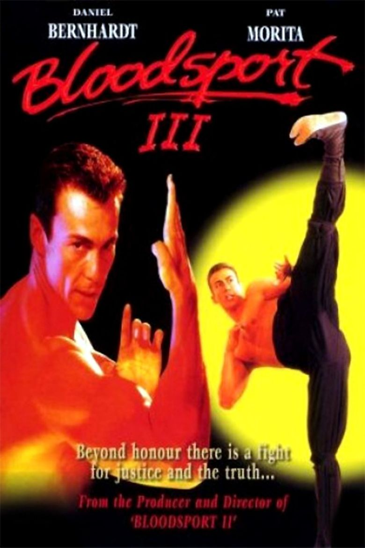 Bloodsport III Poster