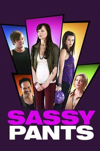 Sassy Pants Poster