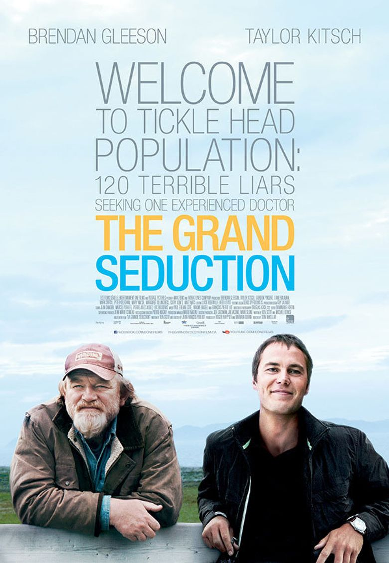 The Grand Seduction Poster
