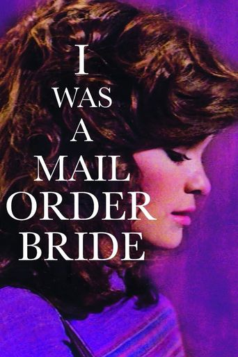 I Was a Mail Order Bride Poster