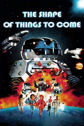 The Shape of Things to Come Poster