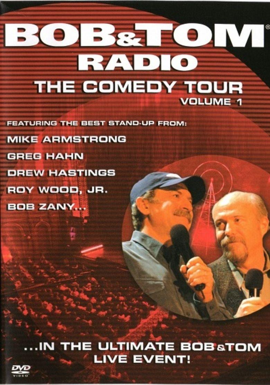 Bob & Tom Radio: The Comedy Tour Poster