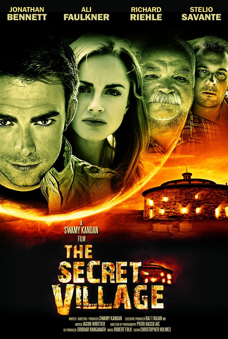 The Secret Village Poster