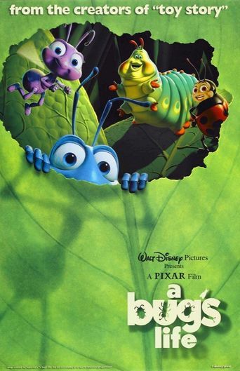 Watch A Bug's Life