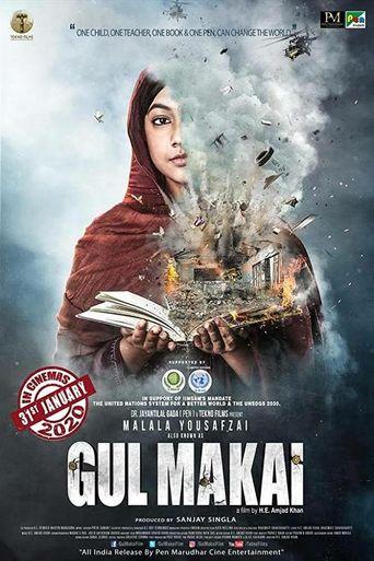 Gul Makai Poster