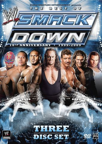 WWE: The Best of SmackDown - 10th Anniversary, 1999-2009 Poster
