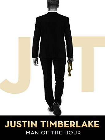 Justin Timberlake: Man of the Hour Poster