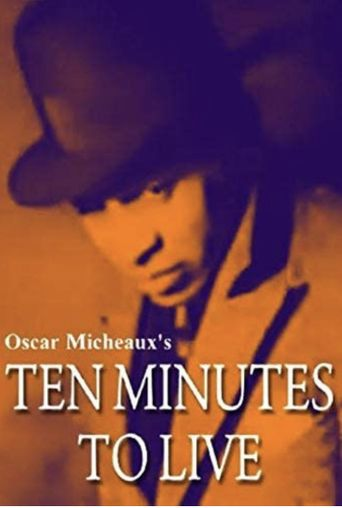 Ten Minutes to Live Poster