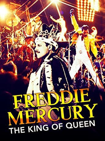 Freddie Mercury: The King of Queen Poster