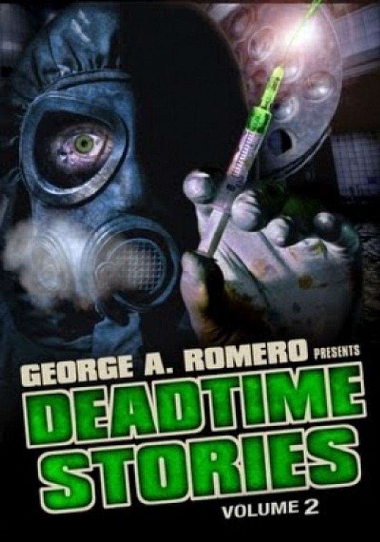 George A. Romero Presents: Deadtime Stories, Vol. 2 Poster