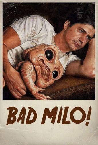 Bad Milo Poster