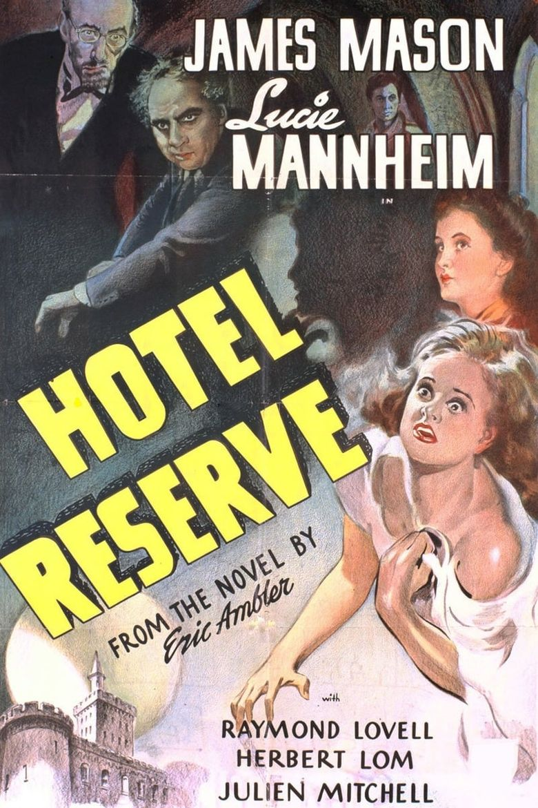 Hotel Reserve Poster