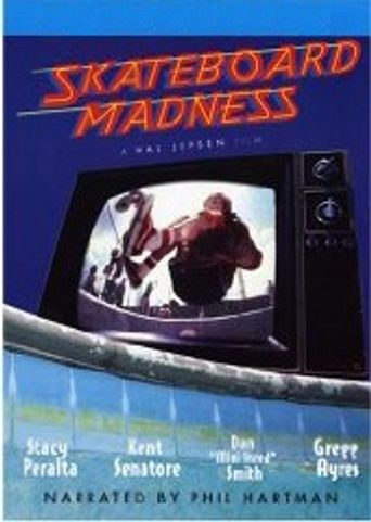Skateboard Madness Poster
