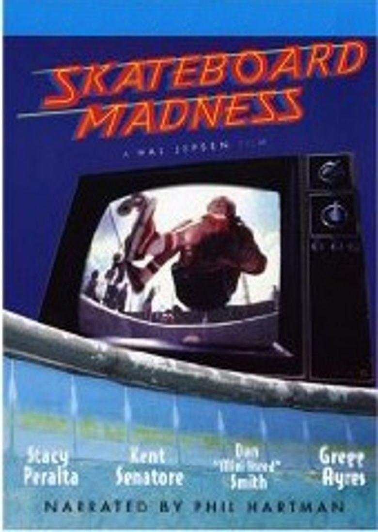 Skateboard Madness Poster