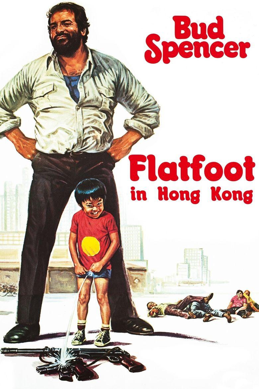 Flatfoot in Hong Kong Poster