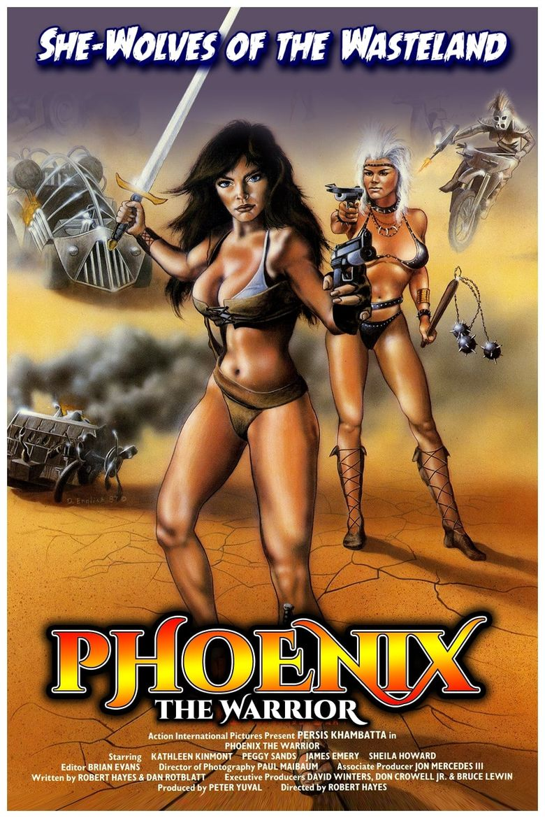 Phoenix the Warrior Poster