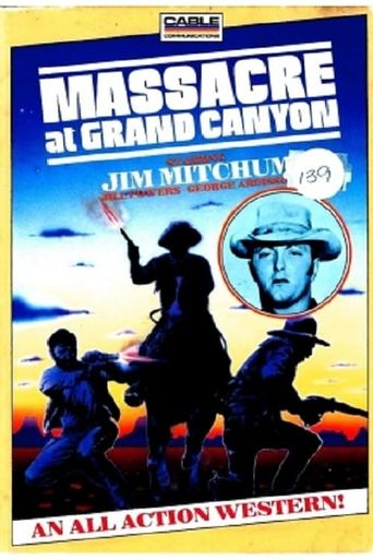 Grand Canyon Massacre Poster