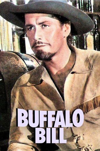 Buffalo Bill, Hero of the Far West Poster