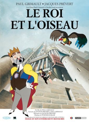 The King and the Mockingbird Poster