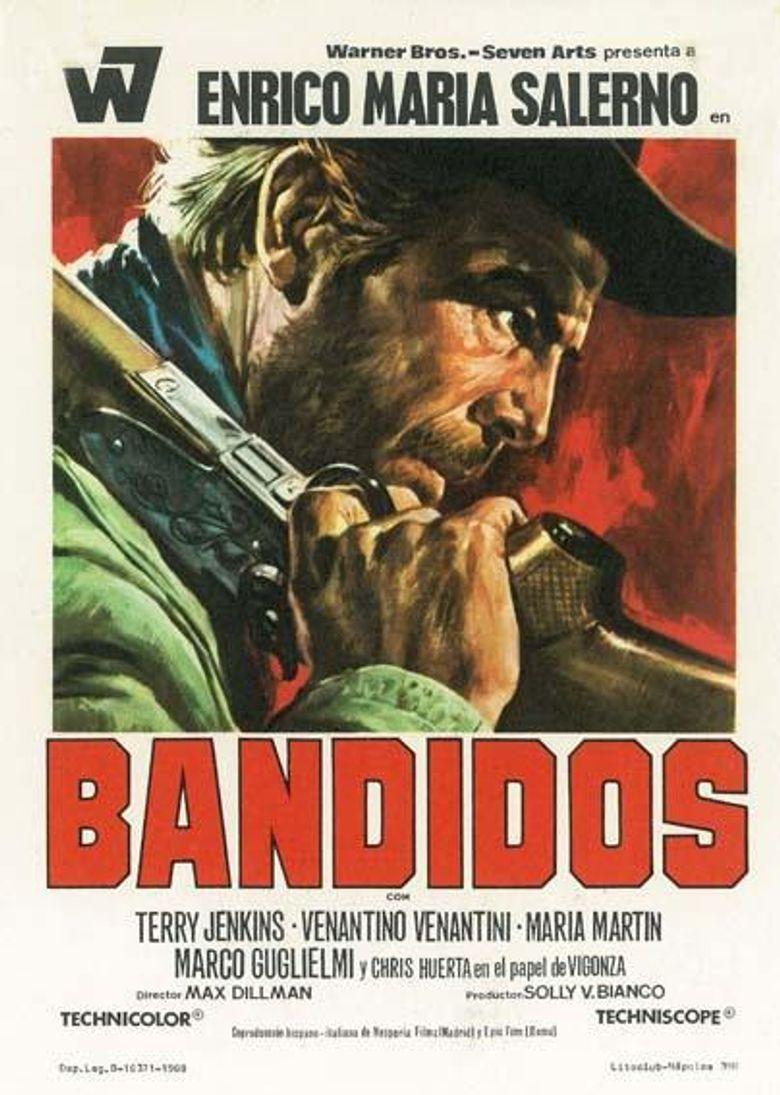 Bandidos Poster
