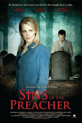 Sins of the Preacher Poster