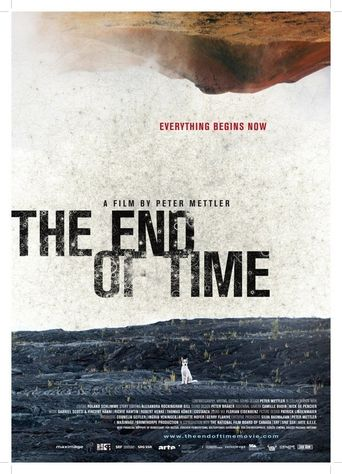 The End of Time Poster