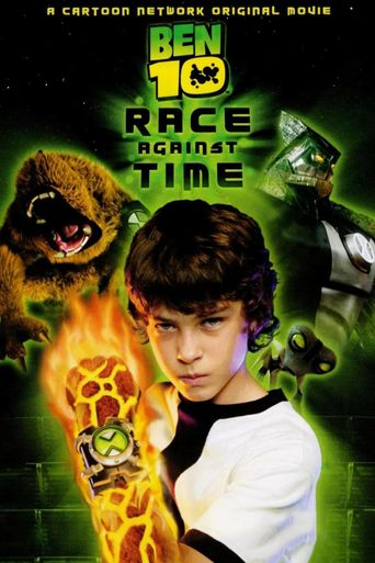 Ben 10 Race Against Time Poster