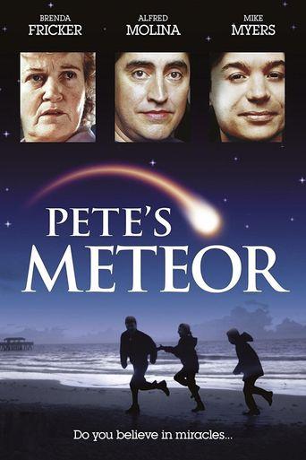 Pete's Meteor Poster