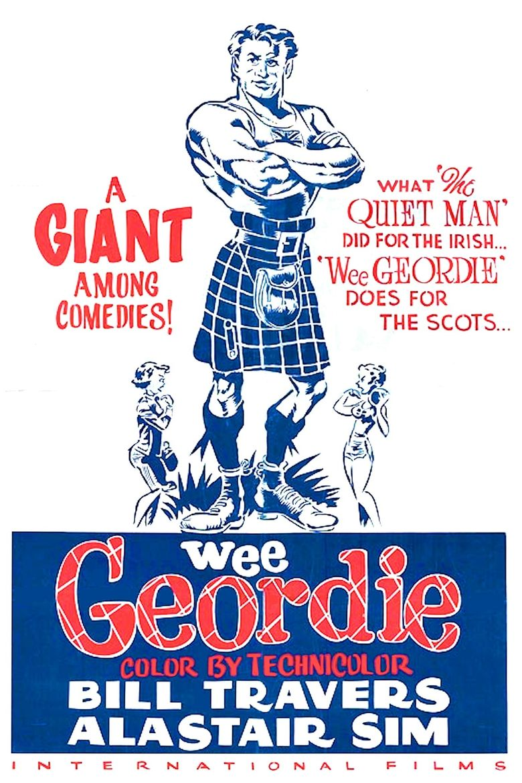 Geordie Poster
