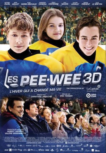 The Pee Wee 3D: The Winter That Changed My Life Poster