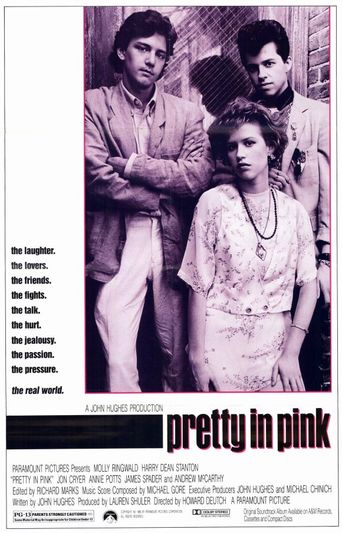 Pretty in Pink Poster