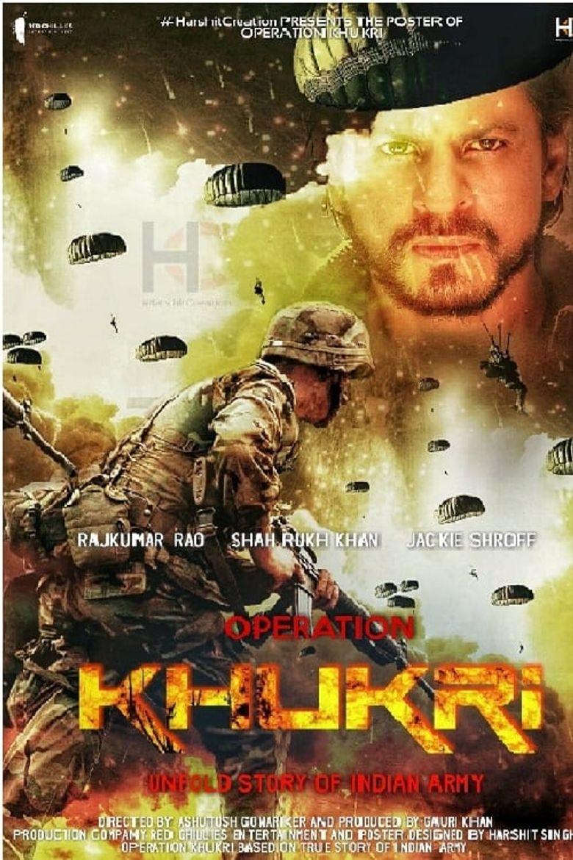 Operation Khukri Poster