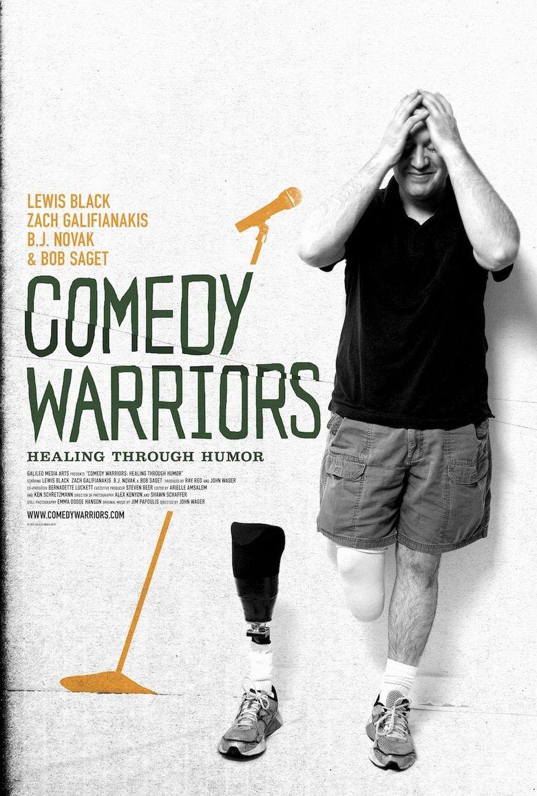 Comedy Warriors: Healing Through Humor Poster