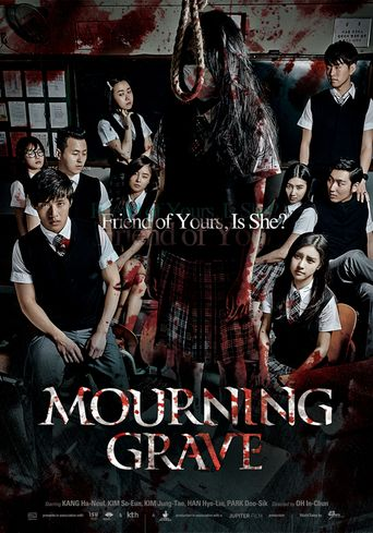 Mourning Grave Poster