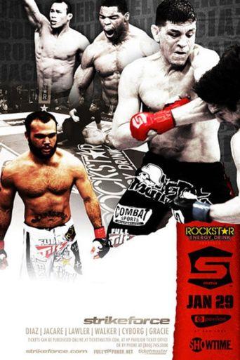 Strikeforce: Diaz vs. Cyborg Poster
