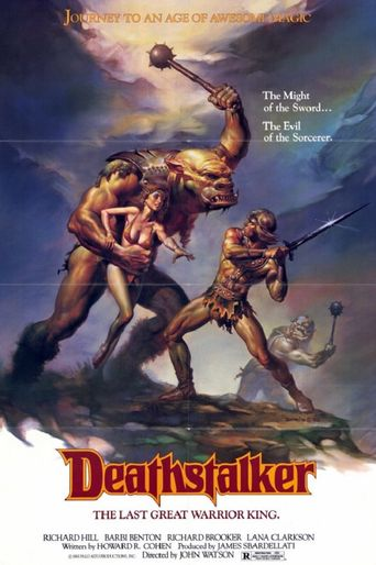 Watch Deathstalker