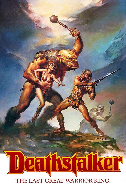 Deathstalker Poster