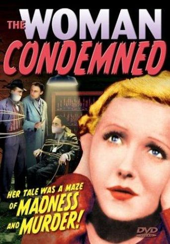 The Woman Condemned Poster