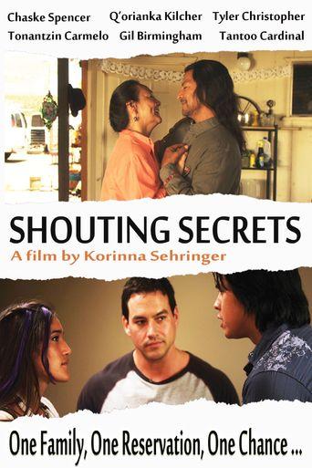 Shouting Secrets Poster