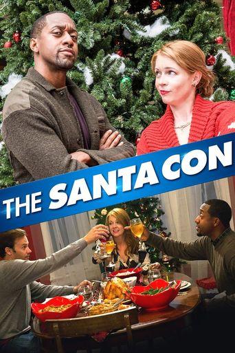 The Santa Con Poster