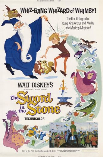 Watch The Sword in the Stone