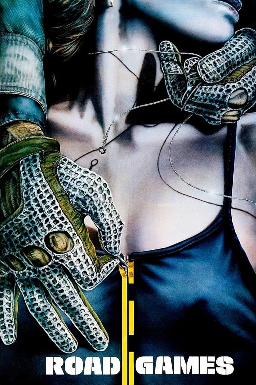 Roadgames Poster