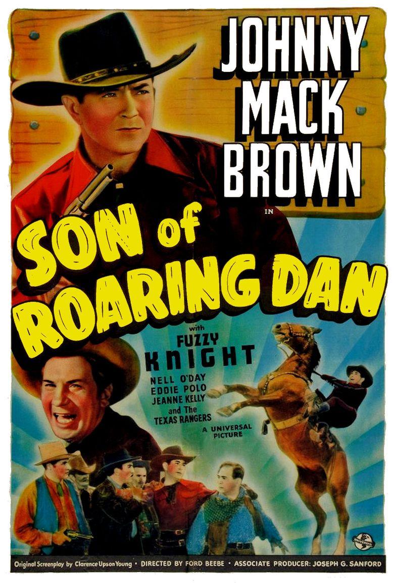 Son of Roaring Dan Poster